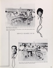 Page 17, 1959 Edition, Susan Miller Dorsey High School - Circle Yearbook (Los Angeles, CA) online yearbook collection