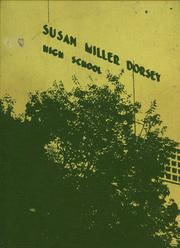 Page 1, 1970 Edition, Susan Miller Dorsey High School - Circle Yearbook (Los Angeles, CA) online yearbook collection