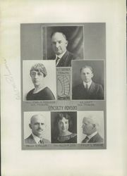 Page 10, 1924 Edition, Santa Monica High School - Nautilus Yearbook (Santa Monica, CA) online yearbook collection