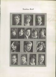 Page 17, 1924 Edition, Santa Monica High School - Nautilus Yearbook (Santa Monica, CA) online yearbook collection