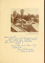 Page 13, 1934 Edition, Santa Monica High School - Nautilus Yearbook (Santa Monica, CA) online yearbook collection