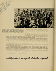 Page 100, 1940 Edition, Santa Monica High School - Nautilus Yearbook (Santa Monica, CA) online yearbook collection