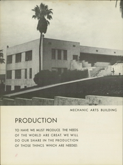 Page 10, 1947 Edition, Santa Monica High School - Nautilus Yearbook (Santa Monica, CA) online yearbook collection