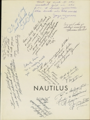 Page 5, 1947 Edition, Santa Monica High School - Nautilus Yearbook (Santa Monica, CA) online yearbook collection