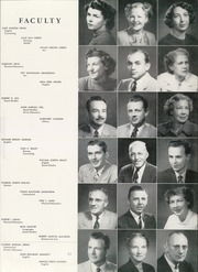 Page 15, 1953 Edition, Santa Monica High School - Nautilus Yearbook (Santa Monica, CA) online yearbook collection