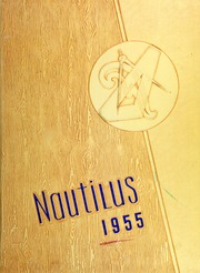 1955 Edition, Santa Monica High School - Nautilus Yearbook (Santa Monica, CA)