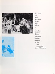 Page 11, 1973 Edition, Santa Monica High School - Nautilus Yearbook (Santa Monica, CA) online yearbook collection