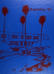 1976 Edition, Santa Monica High School - Nautilus Yearbook (Santa Monica, CA)