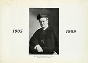 Page 9, 1909 Edition, University of Notre Dame - Dome Yearbook (Notre Dame, IN) online yearbook collection