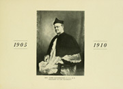 Page 11, 1910 Edition, University of Notre Dame - Dome Yearbook (Notre Dame, IN) online yearbook collection