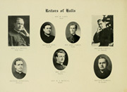 Page 14, 1910 Edition, University of Notre Dame - Dome Yearbook (Notre Dame, IN) online yearbook collection
