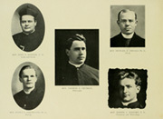 Page 16, 1910 Edition, University of Notre Dame - Dome Yearbook (Notre Dame, IN) online yearbook collection