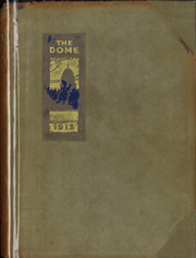 University of Notre Dame - Dome Yearbook (Notre Dame, IN) online yearbook collection, 1915 Edition, Page 1