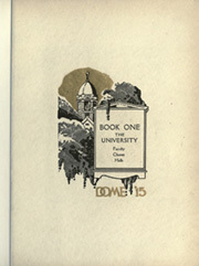 Page 17, 1915 Edition, University of Notre Dame - Dome Yearbook (Notre Dame, IN) online yearbook collection