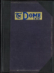 Page 1, 1916 Edition, University of Notre Dame - Dome Yearbook (Notre Dame, IN) online yearbook collection