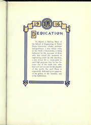Page 11, 1916 Edition, University of Notre Dame - Dome Yearbook (Notre Dame, IN) online yearbook collection