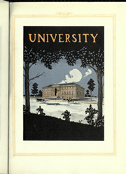 Page 13, 1916 Edition, University of Notre Dame - Dome Yearbook (Notre Dame, IN) online yearbook collection