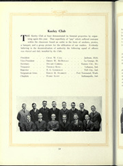 Page 134, 1916 Edition, University of Notre Dame - Dome Yearbook (Notre Dame, IN) online yearbook collection