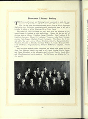Page 136, 1916 Edition, University of Notre Dame - Dome Yearbook (Notre Dame, IN) online yearbook collection