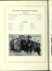 Page 138, 1916 Edition, University of Notre Dame - Dome Yearbook (Notre Dame, IN) online yearbook collection