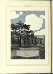 Page 14, 1916 Edition, University of Notre Dame - Dome Yearbook (Notre Dame, IN) online yearbook collection