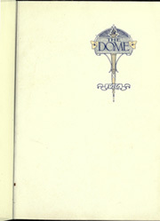 Page 5, 1916 Edition, University of Notre Dame - Dome Yearbook (Notre Dame, IN) online yearbook collection