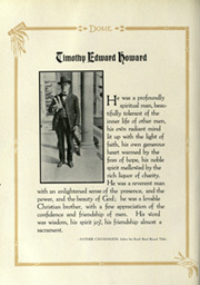 Page 12, 1917 Edition, University of Notre Dame - Dome Yearbook (Notre Dame, IN) online yearbook collection