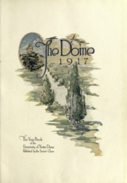 Page 5, 1917 Edition, University of Notre Dame - Dome Yearbook (Notre Dame, IN) online yearbook collection