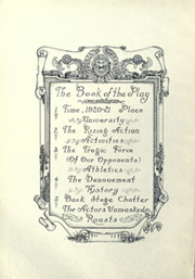 Page 12, 1921 Edition, University of Notre Dame - Dome Yearbook (Notre Dame, IN) online yearbook collection
