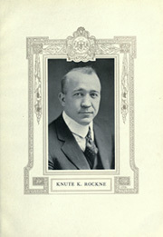 Page 9, 1921 Edition, University of Notre Dame - Dome Yearbook (Notre Dame, IN) online yearbook collection
