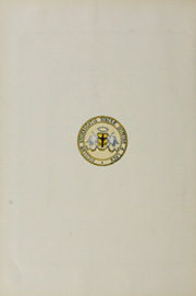 Page 10, 1923 Edition, University of Notre Dame - Dome Yearbook (Notre Dame, IN) online yearbook collection