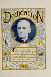 Page 11, 1923 Edition, University of Notre Dame - Dome Yearbook (Notre Dame, IN) online yearbook collection