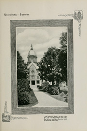 Page 15, 1923 Edition, University of Notre Dame - Dome Yearbook (Notre Dame, IN) online yearbook collection