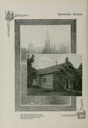 Page 16, 1923 Edition, University of Notre Dame - Dome Yearbook (Notre Dame, IN) online yearbook collection