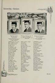 Page 59, 1923 Edition, University of Notre Dame - Dome Yearbook (Notre Dame, IN) online yearbook collection