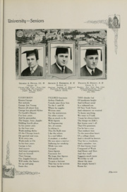 Page 61, 1923 Edition, University of Notre Dame - Dome Yearbook (Notre Dame, IN) online yearbook collection