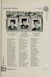 Page 63, 1923 Edition, University of Notre Dame - Dome Yearbook (Notre Dame, IN) online yearbook collection