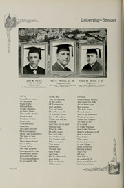 Page 64, 1923 Edition, University of Notre Dame - Dome Yearbook (Notre Dame, IN) online yearbook collection