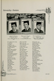 Page 69, 1923 Edition, University of Notre Dame - Dome Yearbook (Notre Dame, IN) online yearbook collection
