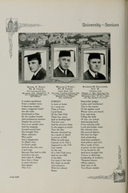 Page 70, 1923 Edition, University of Notre Dame - Dome Yearbook (Notre Dame, IN) online yearbook collection