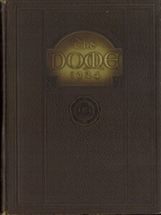 University of Notre Dame - Dome Yearbook (Notre Dame, IN) online yearbook collection, 1924 Edition, Page 1