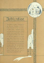 Page 11, 1924 Edition, University of Notre Dame - Dome Yearbook (Notre Dame, IN) online yearbook collection