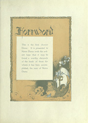 Page 13, 1924 Edition, University of Notre Dame - Dome Yearbook (Notre Dame, IN) online yearbook collection