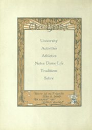 Page 14, 1924 Edition, University of Notre Dame - Dome Yearbook (Notre Dame, IN) online yearbook collection
