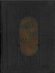 Page 1, 1925 Edition, University of Notre Dame - Dome Yearbook (Notre Dame, IN) online yearbook collection