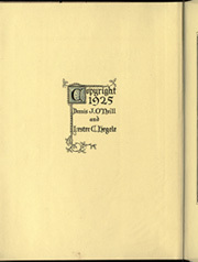Page 8, 1925 Edition, University of Notre Dame - Dome Yearbook (Notre Dame, IN) online yearbook collection