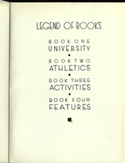 Page 11, 1932 Edition, University of Notre Dame - Dome Yearbook (Notre Dame, IN) online yearbook collection