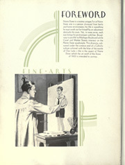 Page 10, 1933 Edition, University of Notre Dame - Dome Yearbook (Notre Dame, IN) online yearbook collection