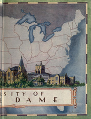 Page 3, 1933 Edition, University of Notre Dame - Dome Yearbook (Notre Dame, IN) online yearbook collection