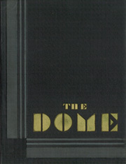 University of Notre Dame - Dome Yearbook (Notre Dame, IN) online yearbook collection, 1934 Edition, Page 1